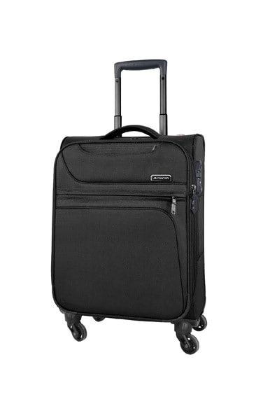 March Kabinový cestovní kufr Focus 34,5 l - černá