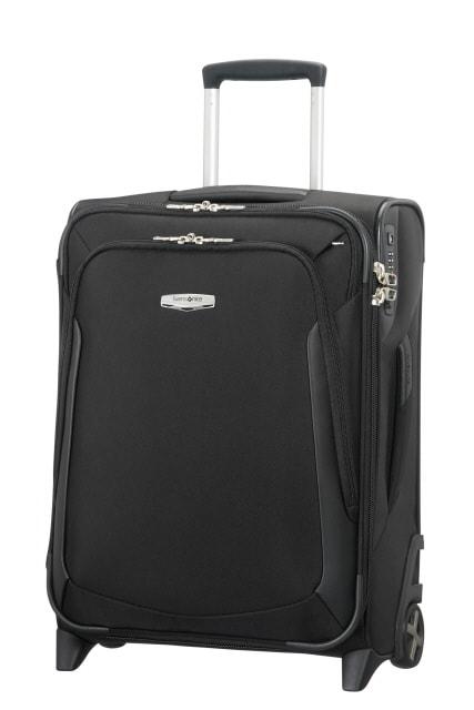 Samsonite Kabinový kufr X-Blade 3.0 Upright EXP 46 l - černá