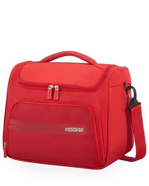 American Tourister Kosmetický kufřík Summer Voyager 29G 15 l - červená