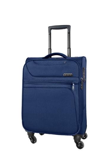 March Kabinový cestovní kufr Focus 34,5 l - tmavě modrá