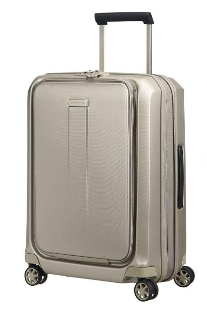 Samsonite Kabinový cestovní kufr Prodigy Upright 00N 40/47 l, zlatá