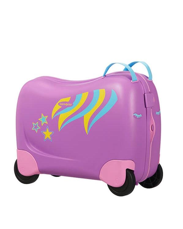 Samsonite Kabinový cestovní kufr Dream Rider CK8 25 l - Pony Polly