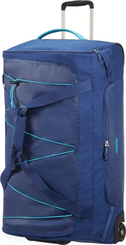 405e7ebdaab Velká sportovní taška na kolečkách z řady Road Quest vás potěší nejen svým  moderním vzhledem