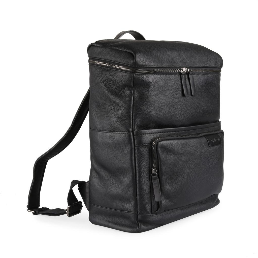 Pánský kožený městský batoh Garret 4010002353 11 l - Strellson ... 18bb9c676d2