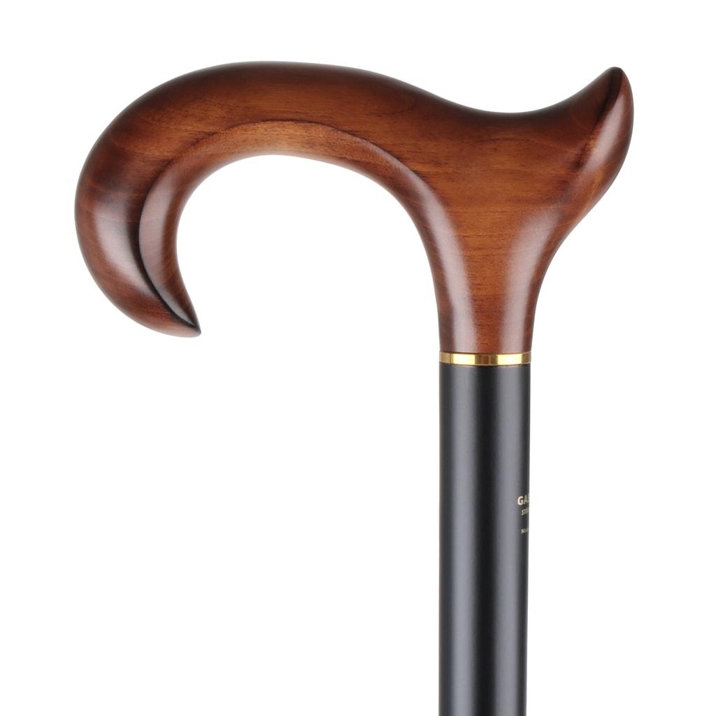 Gastrock Dřevěná vycházková hůl pro praváky Handfacon-Derby 1350