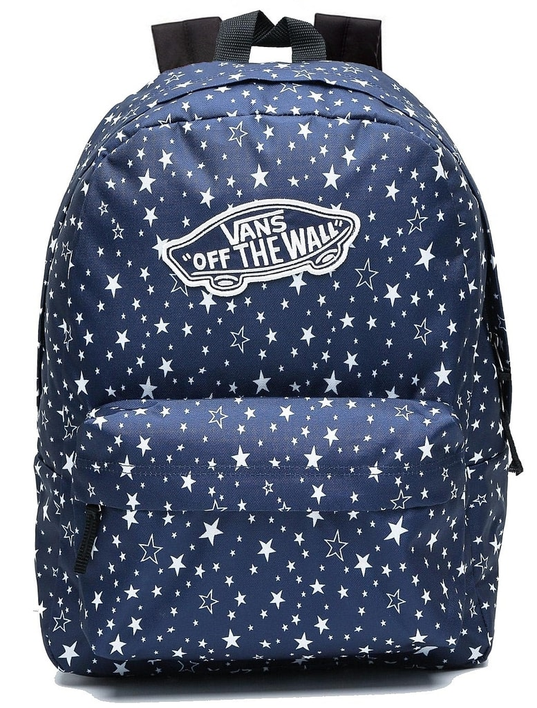 VANS Dámský batoh WM Realm Backpack Medieval Blue 22 l