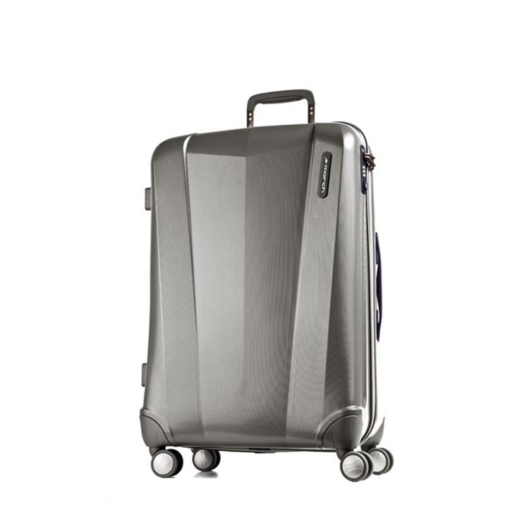 March Velký cestovní kufr Vision 103,5 l - šedá