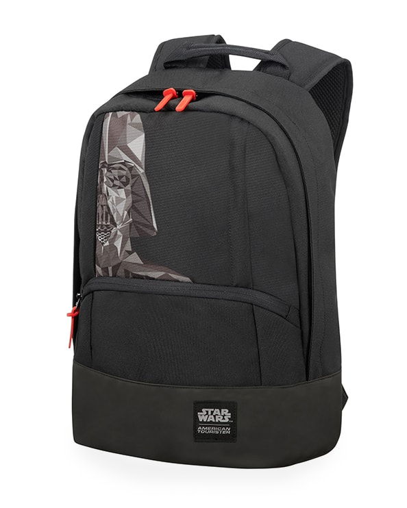 American Tourister Batoh Grab'n'Go Disney S 35C 21,5 l - Darth Vader Geometric