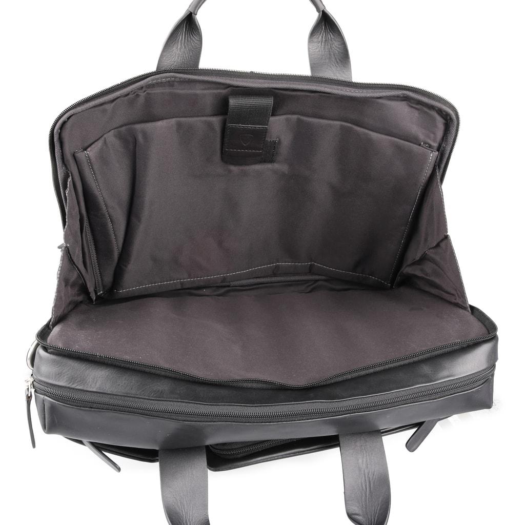Pánská kožená taška přes rameno Jones 4010002358 - Strellson - Tašky ... 543fe8eeee5