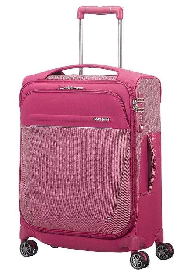 Samsonite Kabinový cestovní kufr B-Lite Icon 39 l - růžová