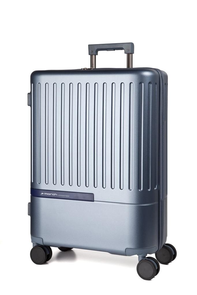 March Kabinový cestovní kufr Daytona 37,5 l - světle modrá