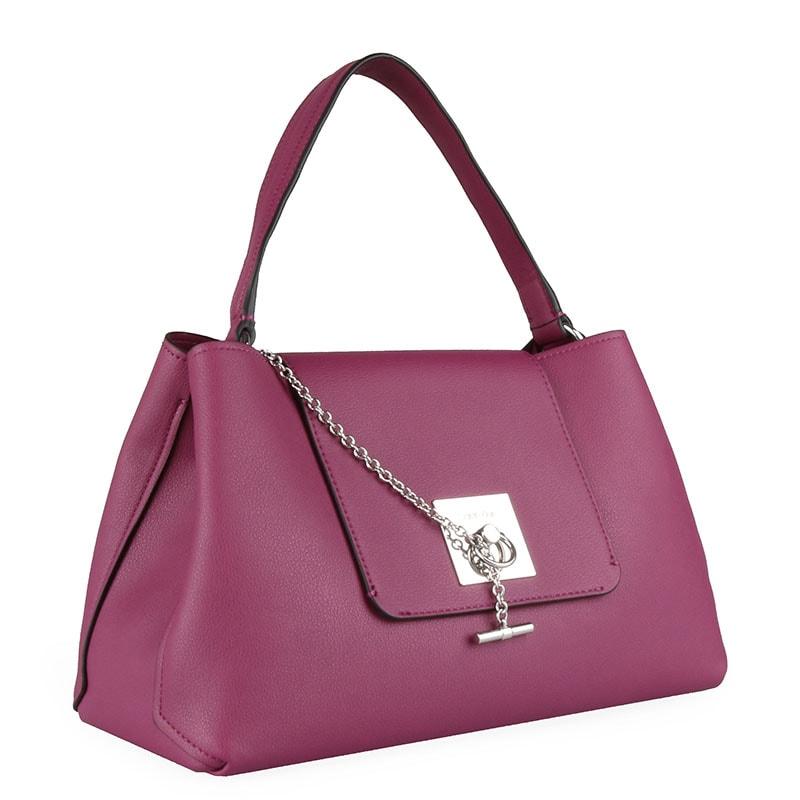 Calvin Klein Dámská kabelka přes rameno CK Lock K60K605062 - fialová 9af24d0f965