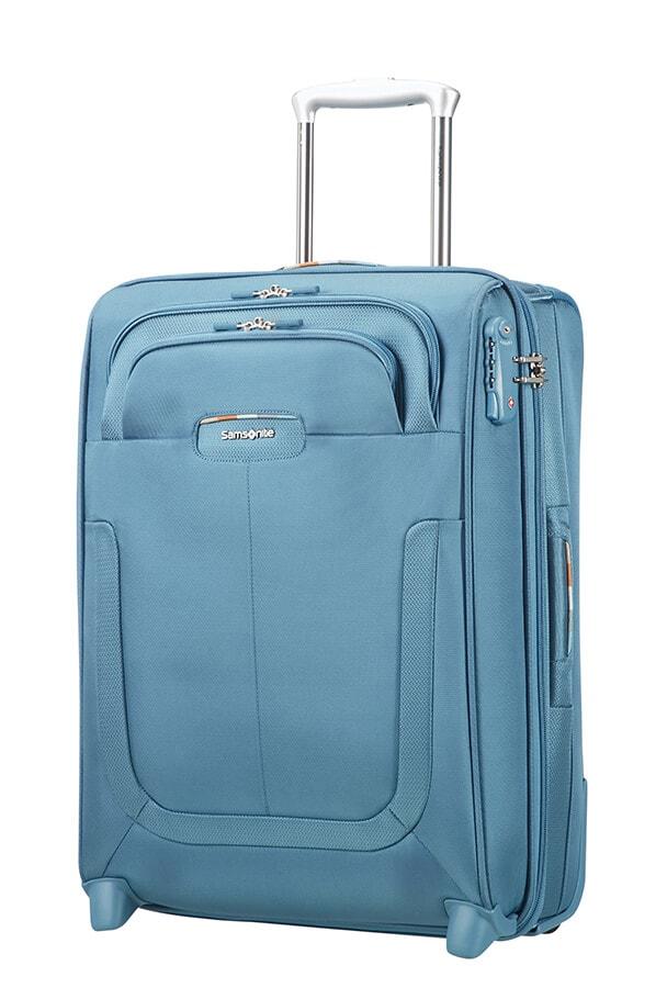Samsonite Kabinový cestovní kufr Duosphere 42/49 l - světle modrá