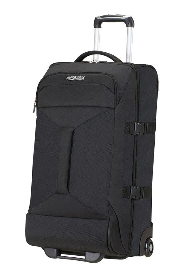 American Tourister Cestovní taška Road Quest 16G 62,5 l - černá