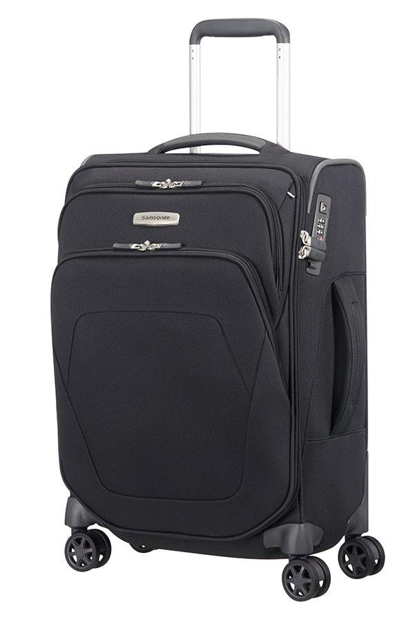 Samsonite Kabinový cestovní kufr Spark SNG 38 l - černá