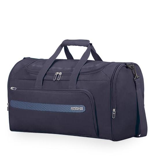 American Tourister Cestovní taška Airbeat 45G 51,5 l - tmavě modrá