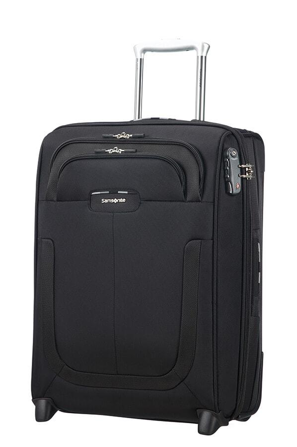 Samsonite Kabinový cestovní kufr Duosphere 42/49 l - černá