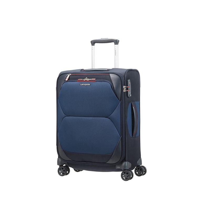 Samsonite Kabinový cestovní kufr Dynamore Spinner 36,5 l - černá