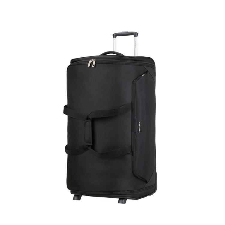 Samsonite Cestovní taška na kolečkách Dynamore 69 l - černá