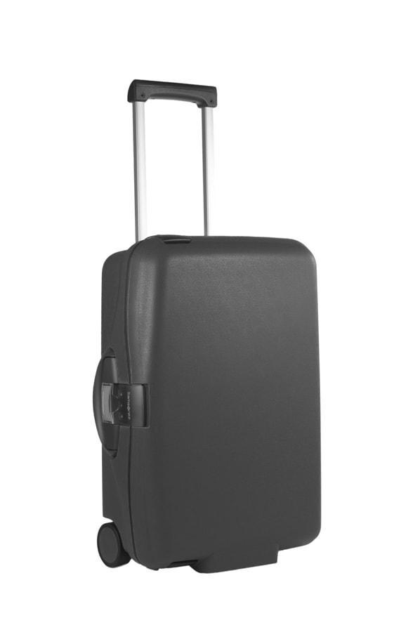 Samsonite Kabinový kufr Cabin Collection Upright 55 V85-001 - šedá