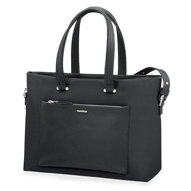 """Samsonite Dámská taška na notebook Zalia 85D-008 15.6"""" - černá 85D*008-09"""