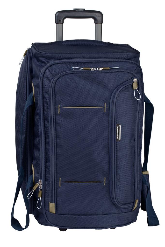 March Cestovní taška Gogobag 102 l - modrá