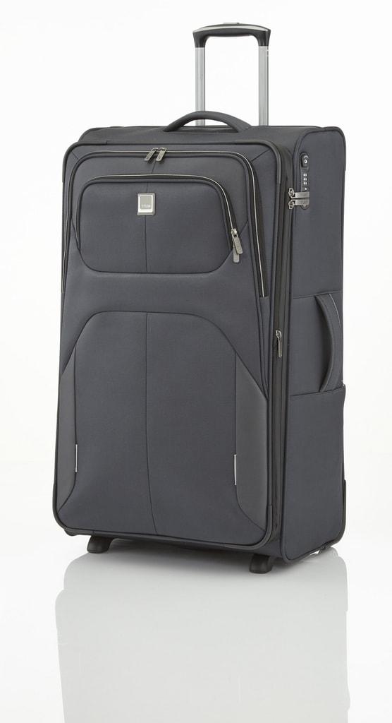 Titan Velký cestovní kufr Nonstop 108/122 l P38448 šedá
