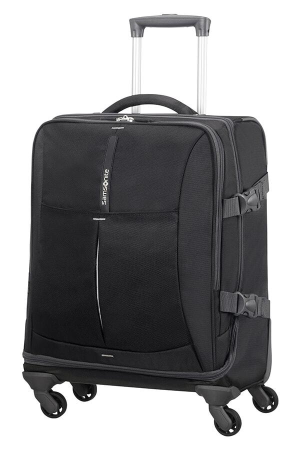 Samsonite Kabinový cestovní kufr 4Mation Spinner 37N 39 l - černá