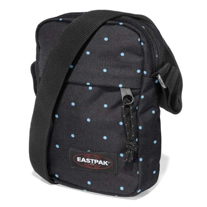 EASTPAK Pánská taška přes rameno The One Dot Black EK04538K