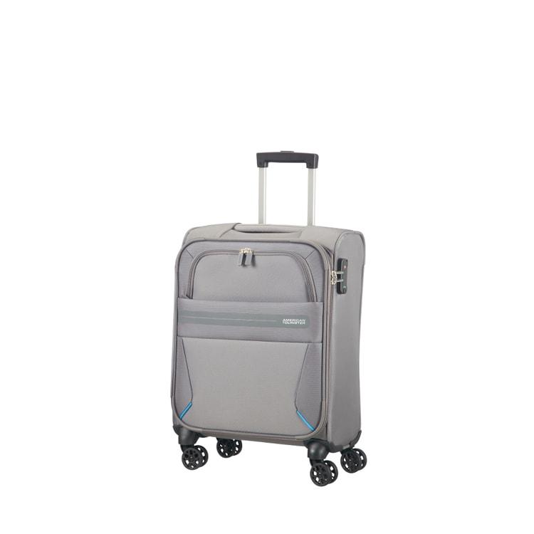 American Tourister Kabinový cestovní kufr Summer Voyager 36 l šedá