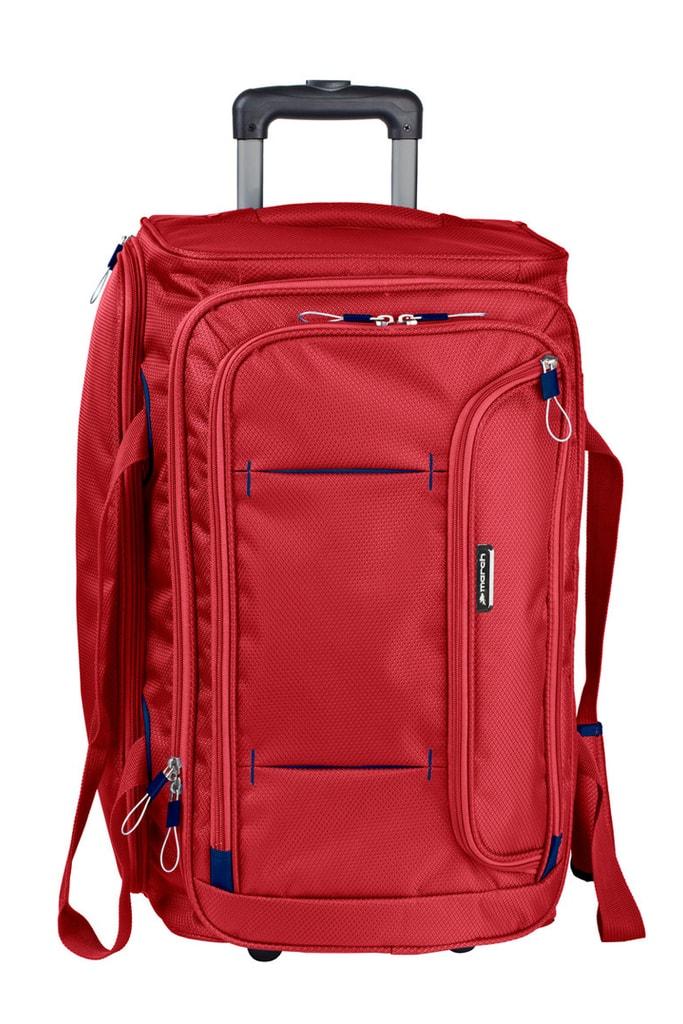 March Cestovní taška Gogobag 73 l - červená