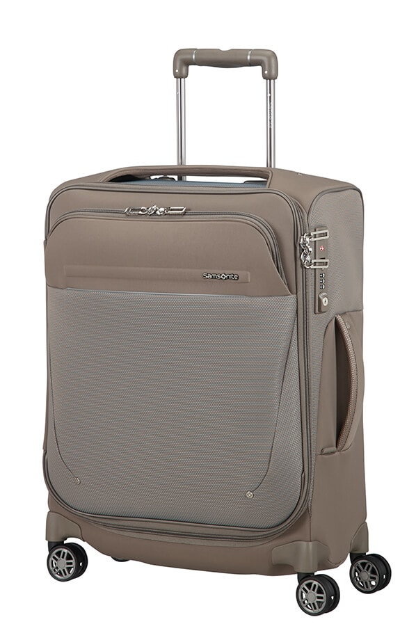 Samsonite Kabinový cestovní kufr B-Lite Icon 39 l - světle hnědá