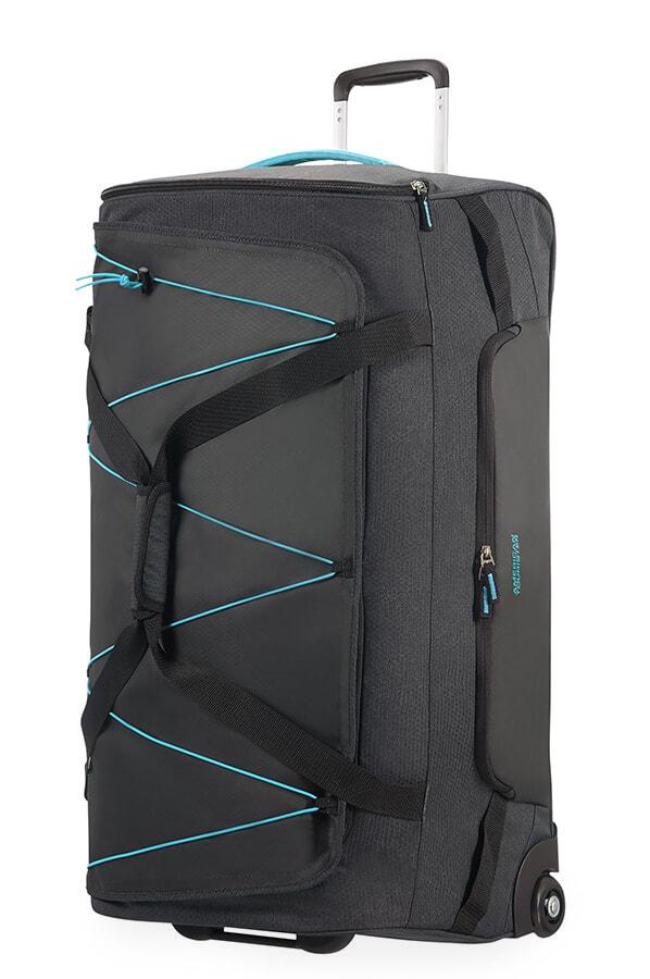 American Tourister Cestovní taška Road Quest 16G 114 l - tmavě šedá/tyrkysová