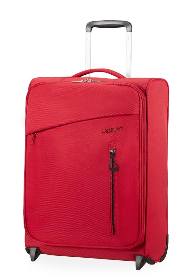 American Tourister Kabinový cestovní kufr Litewing Upright 38G 40 l - červená