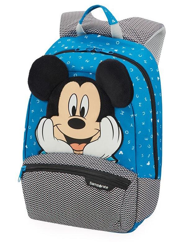 Samsonite Dětský batoh Disney Ultimate 2.0 S+ 40C 11,5 l - Mickey letters