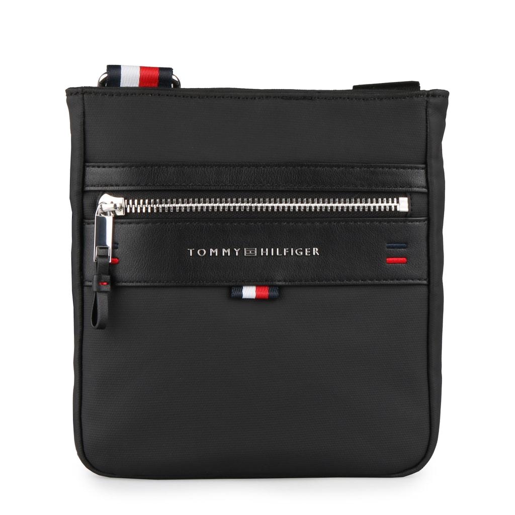 Tommy Hilfiger Pánská taška přes rameno Elevated Mini AM0AM03919 - černá