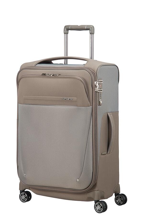 Samsonite Cestovní kufr B-Lite Icon 55/62 l - světle hnědá