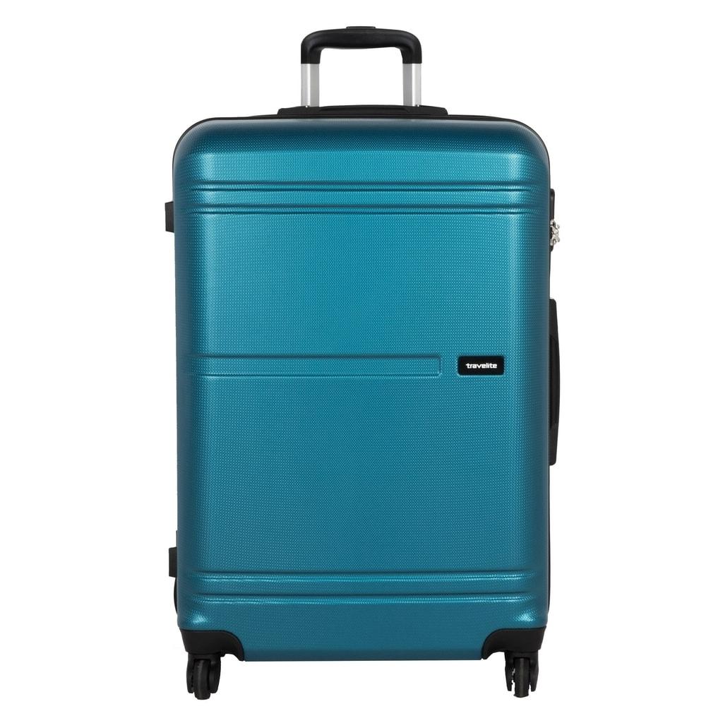 Travelite Cestovní kufr Yamba 4w L Petrol 93 l