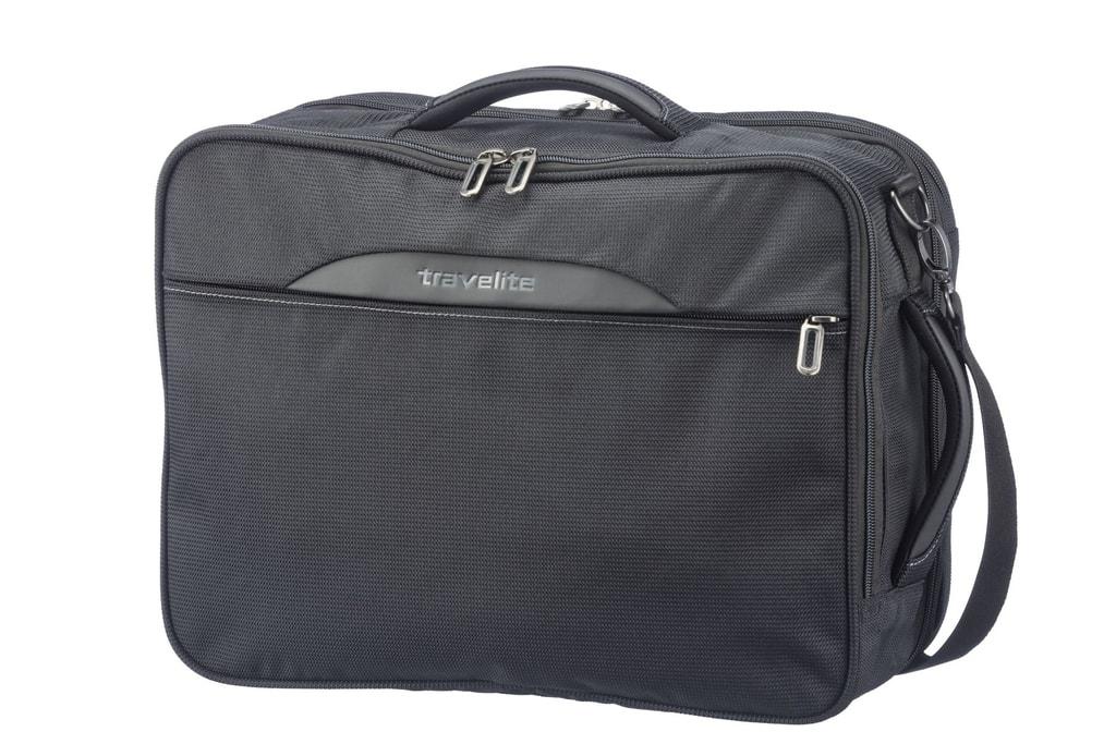 Travelite Travelite CrossLITE Combi Bag Black