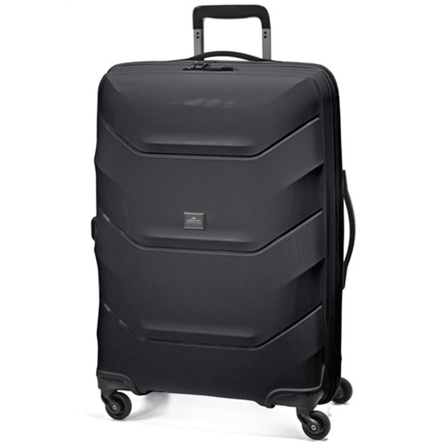 March Velký cestovní kufr Vienna 113 l - černá
