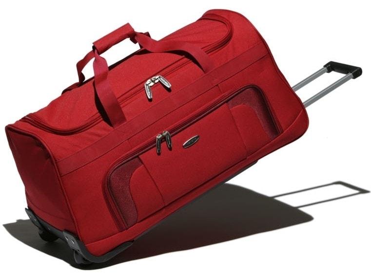 Travelite Cestovní taška na kolečkách Orlando Travel Bag 2w 98481-10