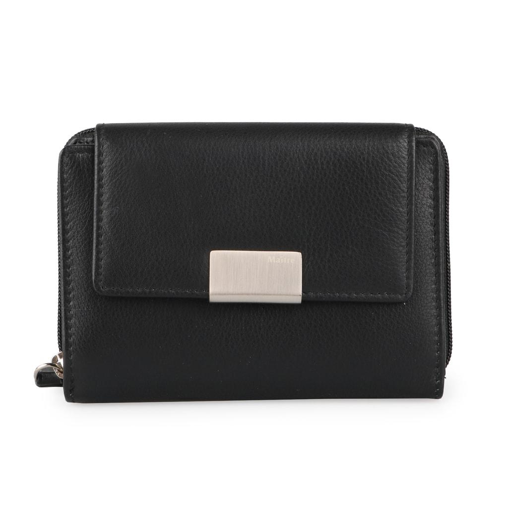 Maitre Dámská kožená peněženka diethilde 4060001021 - černá