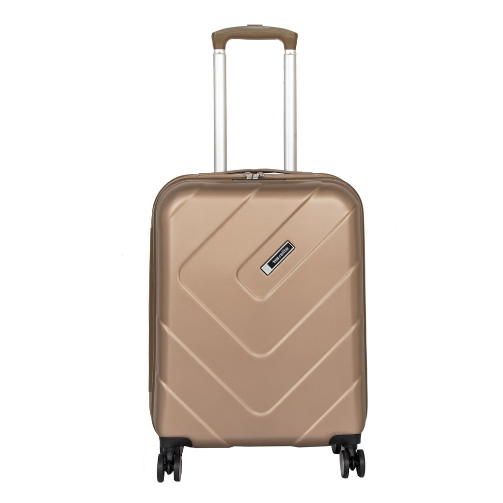 Travelite Kabinový cestovní kufr Kalisto S Champagne 40 l