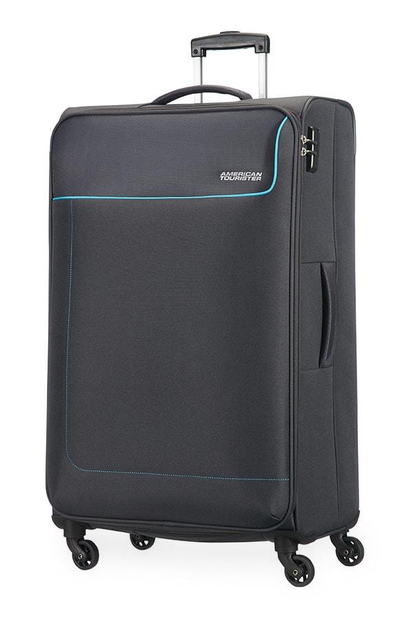 American Tourister Cestovní kufr Funshine Spinner 20G 99,5 l - černá