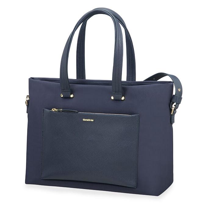"Samsonite Dámská taška na notebook Zalia 85D-008 15.6"" - tmavě modrá 85D*008-11"
