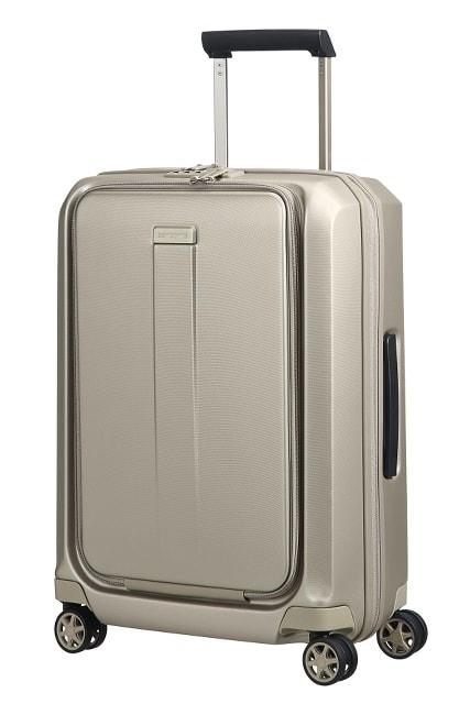 Samsonite Kabinový cestovní kufr Prodigy Spinner 00N 40 l - zlatá