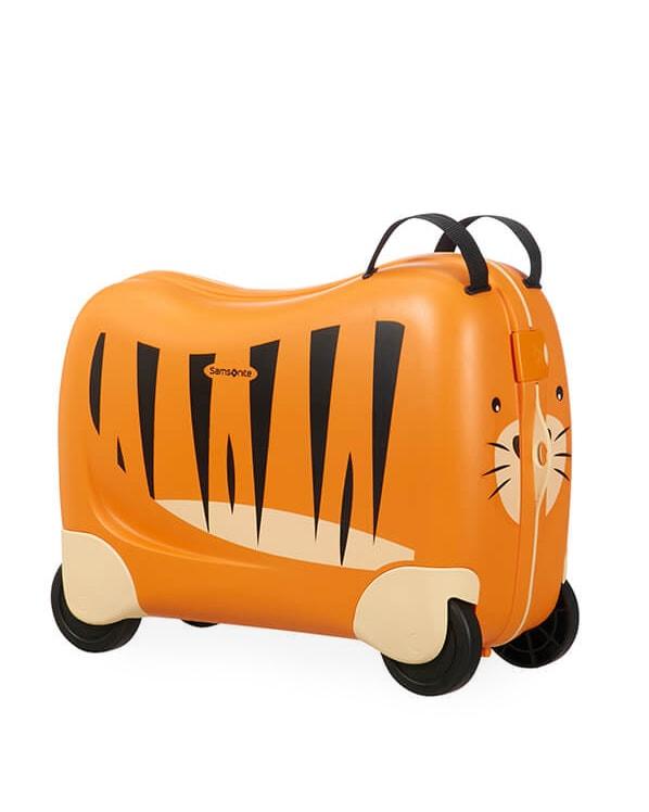 Samsonite Kabinový cestovní kufr Dream Rider CK8 25 l - Tiger Toby