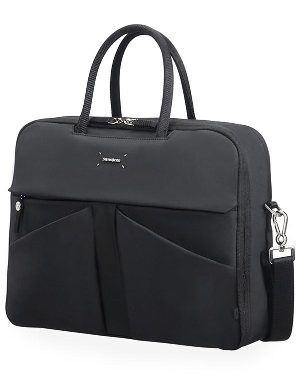 """Samsonite Dámská taška na notebook Lady Tech 43N 15.6"""" - černá"""