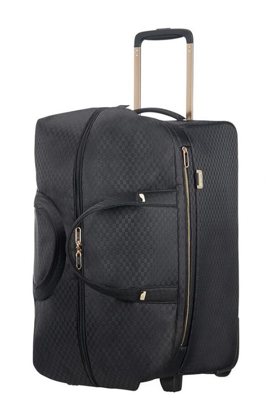 Samsonite Kabinová cestovní taška Uplite 99D-012 68,5 l - černá