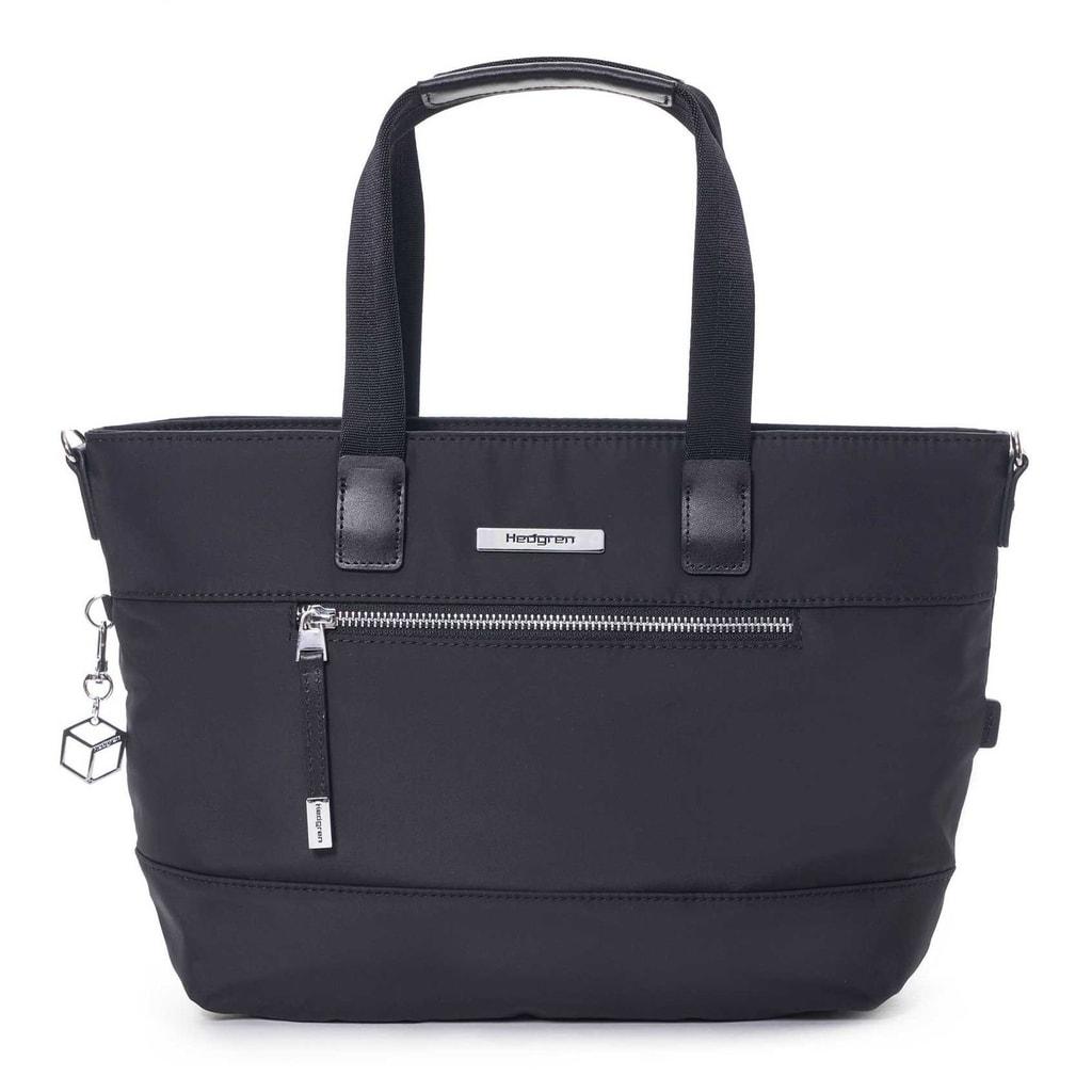 Hedgren Dámská kabelka přes rameno Glaze HAUR05 - černá